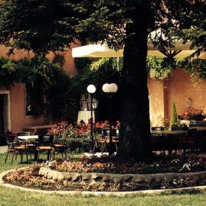 Entspannung im mediterranen Garten